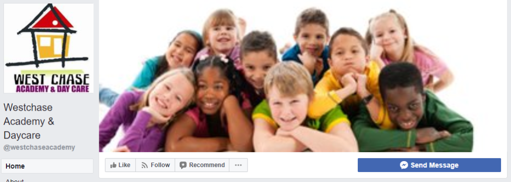 Lawsuit Filed West Chase Academy & Day Care Facebook profile cover
